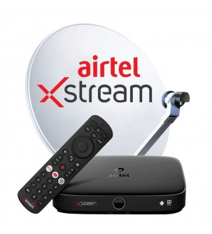 Airtel Android Xstream Box with HD Sports Pack