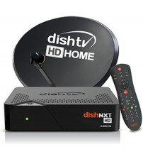 Dish Tv New Connection With 1 Month Super Family HD Pack.