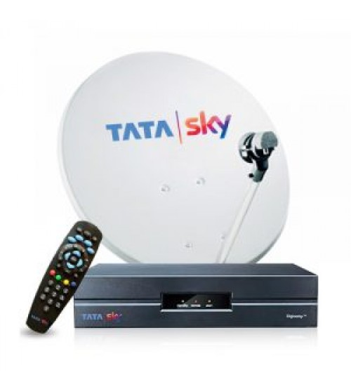 Tata Sky HD Box 1 Month Tamil  Basic HD Pack free