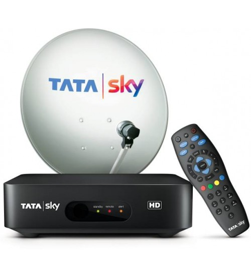 Tata Sky New Connection 1 Month Hindi Stater HD Pack