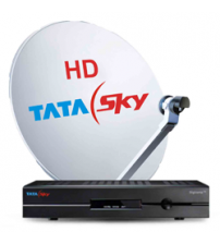 Tata Sky New Connection 1 Month Marathi Hindi Basic  HD Pack