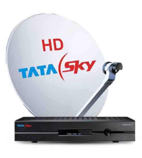 Tata Sky New Connection 1 Month Marathi Hindi Basic  HD Pack